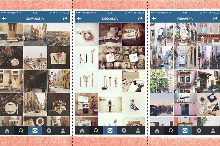 Instagram Style