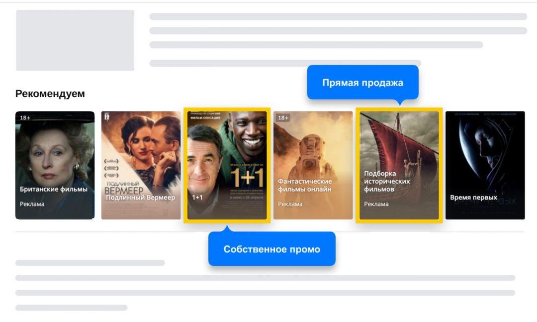 Обновленный рекомендательный виджет от Яндекс.Директ