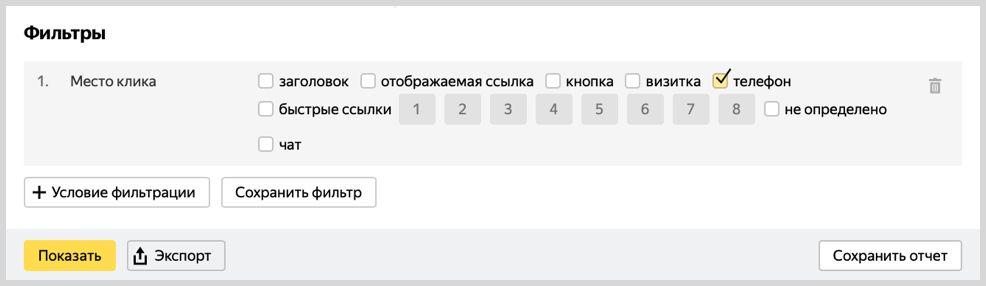 Яндекс.Директ: новая опция для распределения звонков